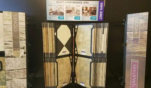 vinyl flooring in millstadt il